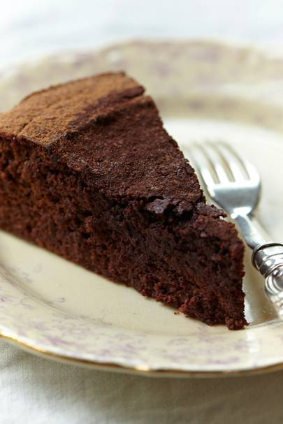 Flour-Free Chocolate & Beetroot Cake