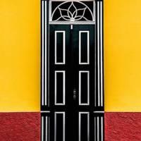 Bold Brazil Door  - Door J'adore