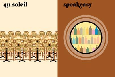Au Soleil v Speakeasy