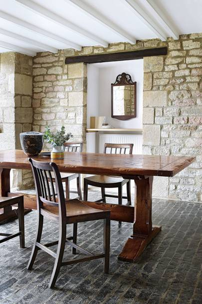 Dining Room - Cotswolds Barn