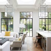 Open-Plan Living Area - Modern Victorian Oxford House
