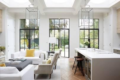 Open-Plan Living Area - Modern Victorian Oxford House