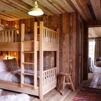 Country Cabin Bunk Beds