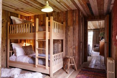 Soho Farmhouse: Bunk Bed