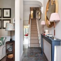 Entrance Hall - Nicole Salvesen London Family Home