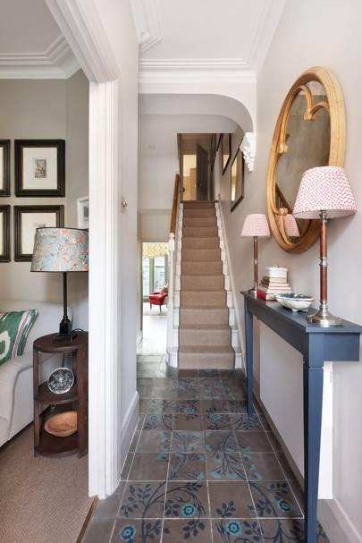 Entrance Hall - Nicole Salvesen London Family Home