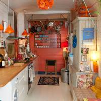 Add Colour in the Kitchen