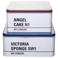 London Cake Tins