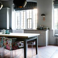 Modern Country House Kitchen