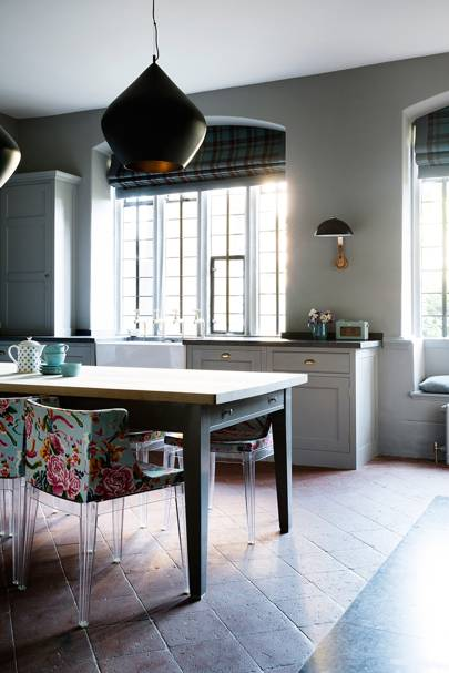 Kitchen Table - Somerset Country House