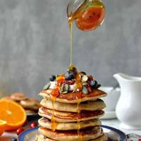 Healthy Superfoods - Pancake Toppings