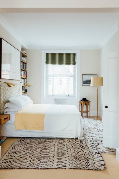 Bedroom - Artist Flat and Studio