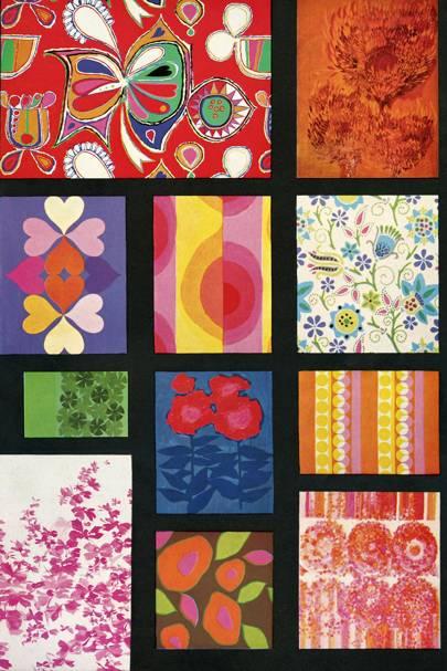 New Fabrics, 1964