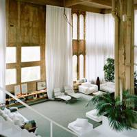 Living Room - Cement Factory