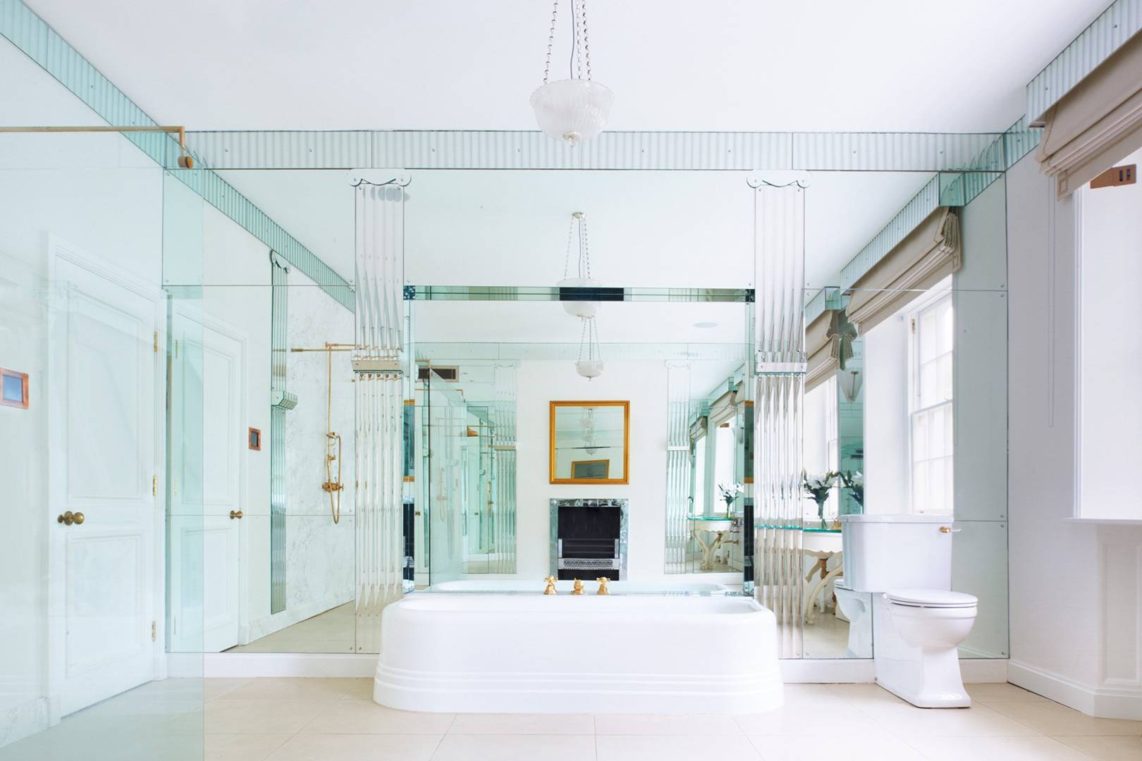 Syrie Maugham Bathroom | Interior Inspiration from members of The ...