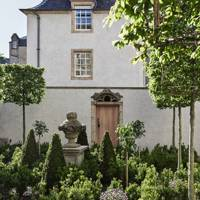 Garden - Lamb's House in Leith
