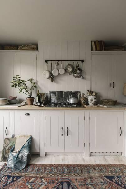 Kitchen Case Study: a British Standard kitchen in Kew