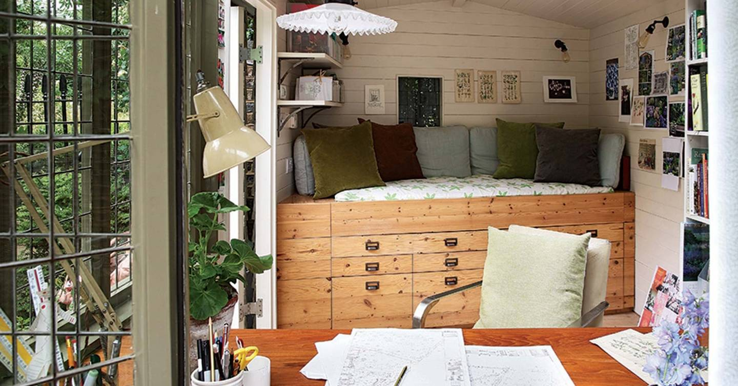 Small Room Ideas And Small Space Design Small House Ideas House Garden