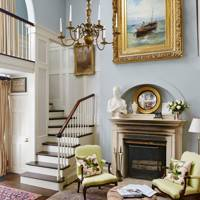 Staircase - Architects' Manhattan Home
