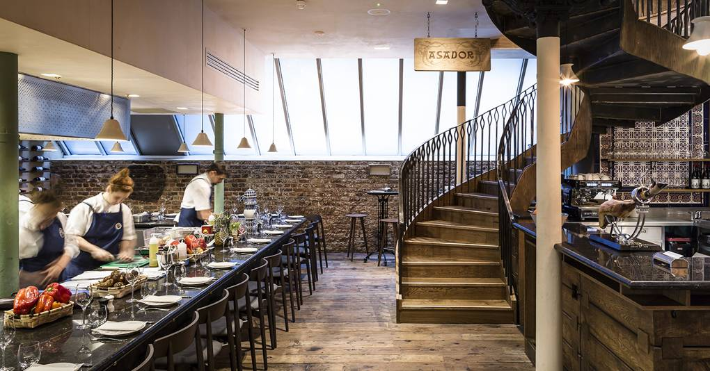 Restaurant of the week: Sabor offers the best taste of Spain in London