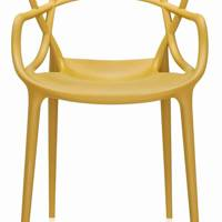 Mustard Masters Chair