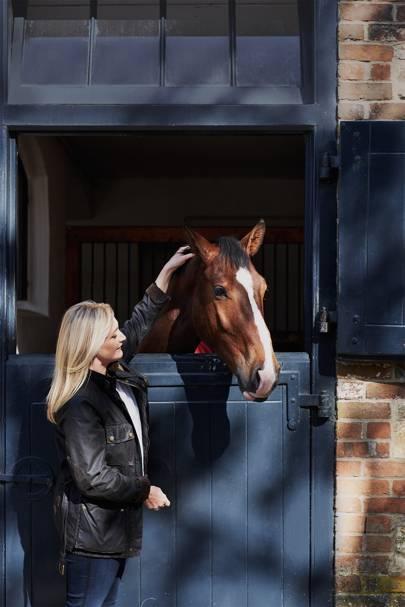 Chrissie's Horse