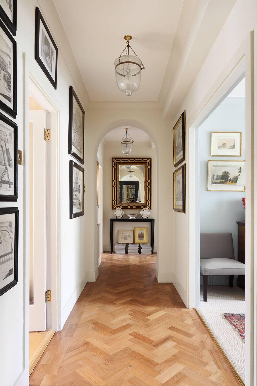 Lighten A Dark Hallway Hallway Design Ideas House Garden