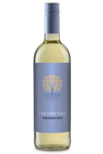 The Fire Tree Vermentino 2016, Terre Siciliane, Italy