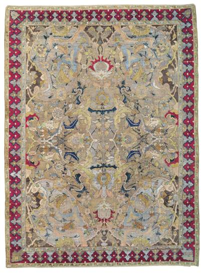 A guide to buying antique Oriental rugs