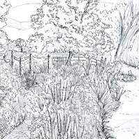 Structuring and layering planting