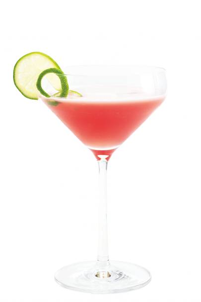 Cosmopolitan cocktail  Mövenpick Cosmopolitan - Cocktail Recipe | House & Garden