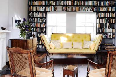Living Room Sofa - Charles Rutherfoord London House