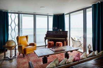 Miami Beach House: View