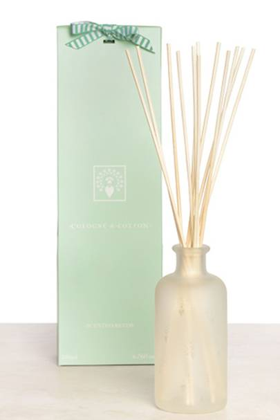 December 15: Cologne & Cotton Wild Fig Diffuser, 200ml, £28