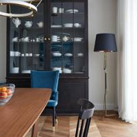 Dining Room - Modern Victorian Oxford House
