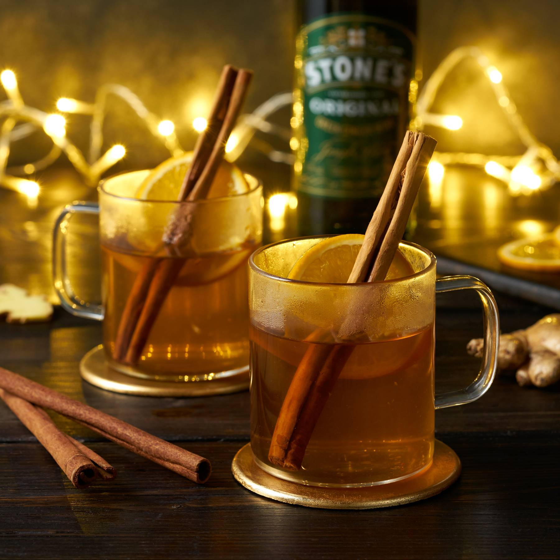 How to make a proper hot toddy