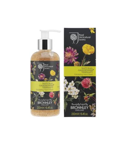 4. RHS Natural Gardeners Therapy Exfoliating Hand Wash 250ml, £10.00