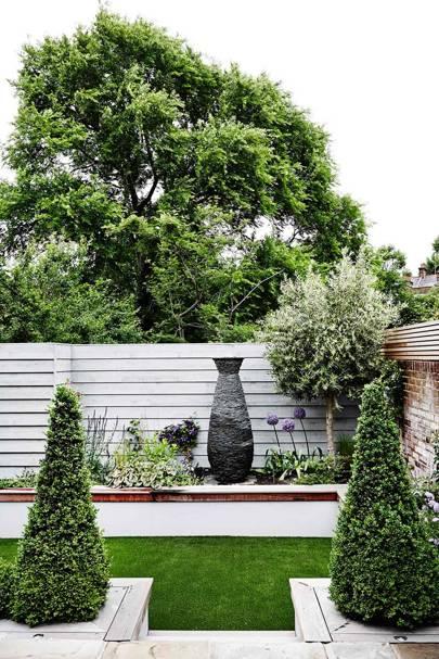 Modern City Garden