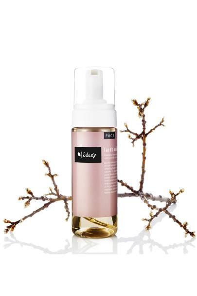 June 4: Sóley Organics fersk white cleansing foam, £25