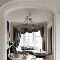 Drawing Room - At Home: Maddux Creative London House