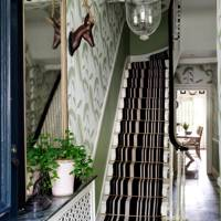 A country hallway in a city home