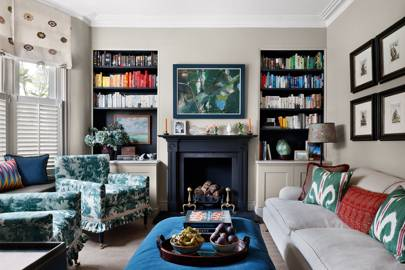 Sitting Room - Nicole Salvesen London Family Home