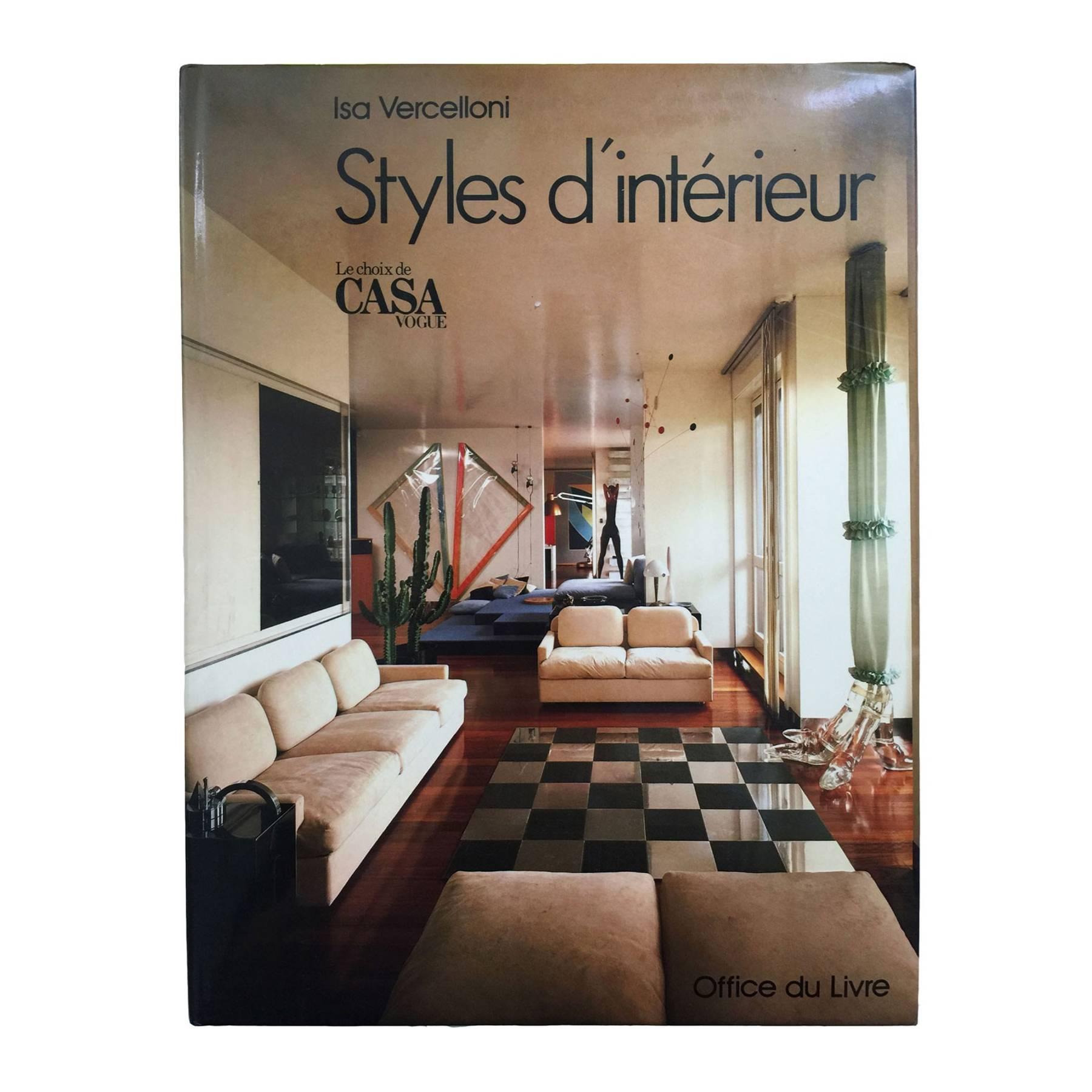 Livre Architecture D Intérieur idea books - top vintage interior design architecture books