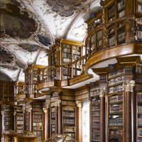 Abbey of St Gall Library, St Gallen, Switzerland
