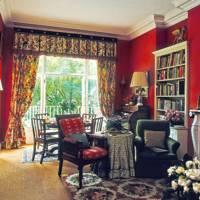 Cottesmore Gardens - Library