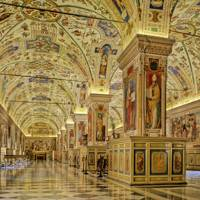 Vatican Apostolic Library, Vatican City, Italy