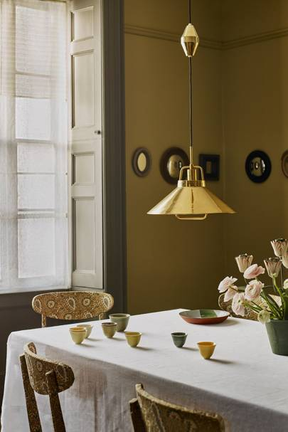 Dining Room | Lace and Brass