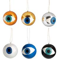 Metallic Eyeballs from The Conran Shop