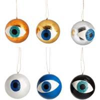Metallic Eyeballs from The Conran Shop