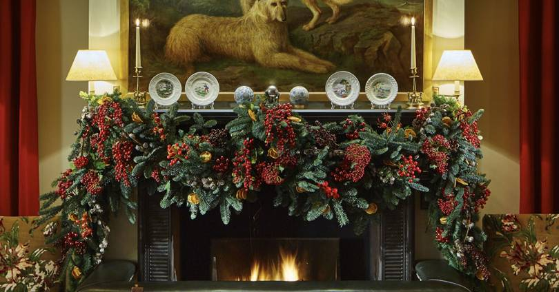 Best of The List: Christmas Interiors